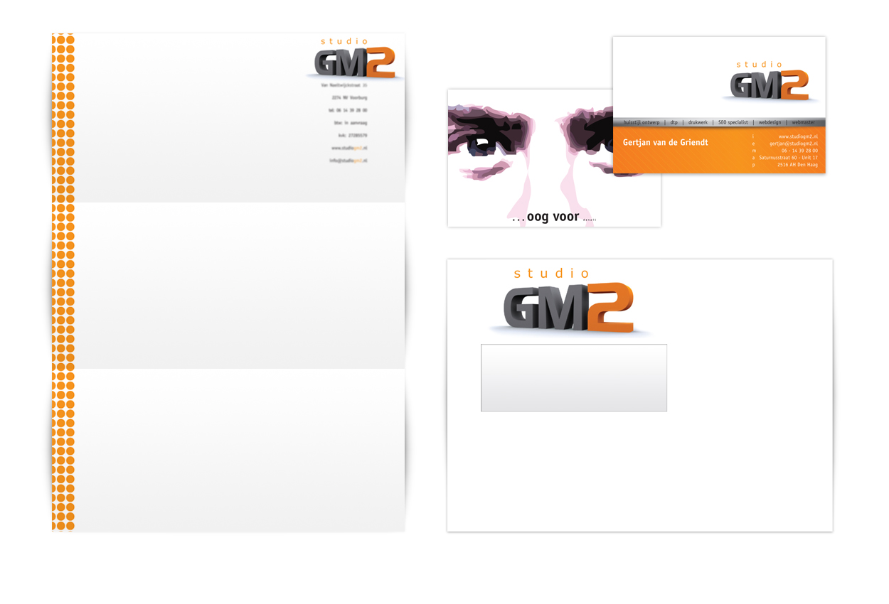 Huisstijl StudioGM2