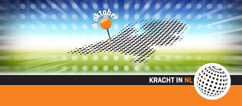 logo Kracht in NL Event ontwerp