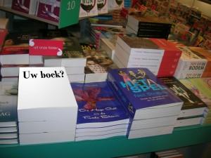 Uw boek laten drukken door boekuitgevers.nl